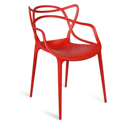 Chair Masters Style Red