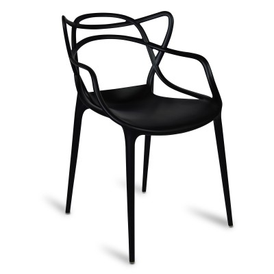 Chair Masters Style Black