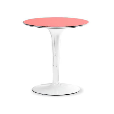 Table Tip Top style Red