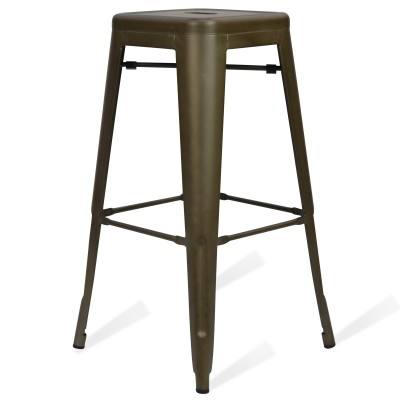 Stool of metal Classic Lix Style Vintage Antique