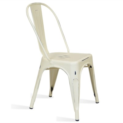 Chair Lix Style Vintage White