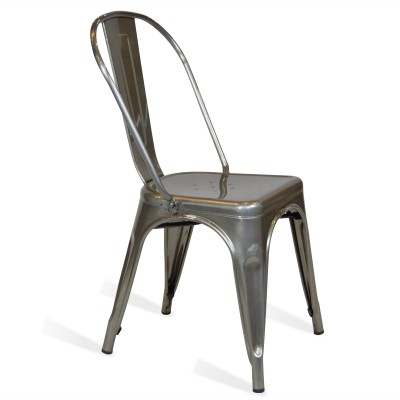 Chaise Lix Style Metal