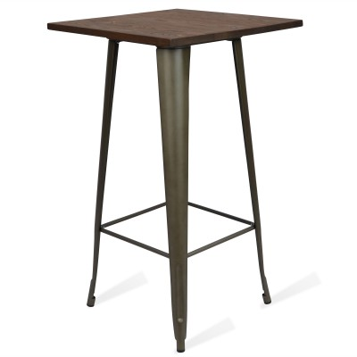 High Table Lix Style Dark Legs Antique