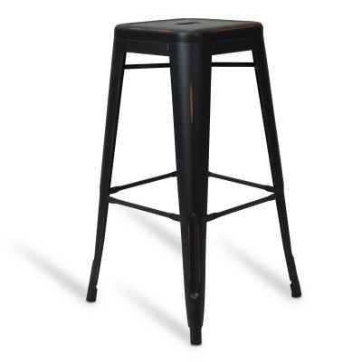 Stool of metal Classic Lix Style Vintage Gold