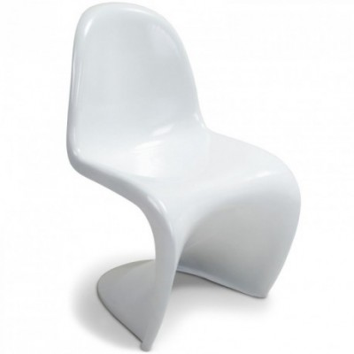 Chaise Panton Style Blanche